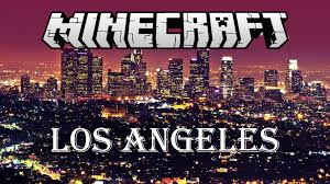 Map Los Angeles Ca by Minecraft Awesome Los Angeles Map Free Download Youtube