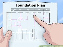 How To Make A Building Plan In Autocad by How To Read Architect U0027s Drawings With Pictures Wikihow