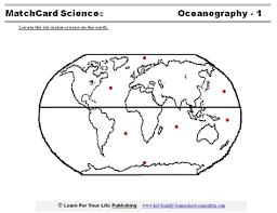 ocean worksheets