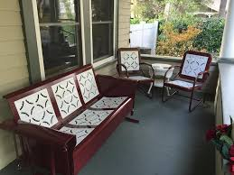Vintage Patio Furniture Metal by 1000 Ideas About Vintage Patio Furniture On Pinterest And