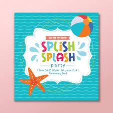 invitations inspiring summer invitations design ideas