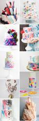 brushstroke cakes 12 phenomenal wedding cake works of art big