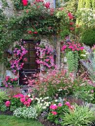 yes you can create a garden like this just look at the shapes