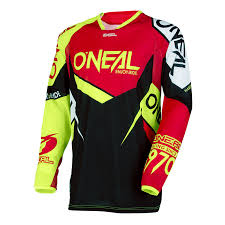 customized motocross jerseys o u0027neal hardwear race flow jersey