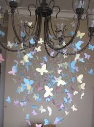 Cricut Chandelier The Simple Craft Diaries Fun Butterfly Party