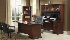 sauder palladia executive desk desk bse wonderful cherry executive desk sauder heritage hill