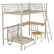 Bunk Bed With Sofa Bed Underneath Loft Beds With Desk And Futon Foter