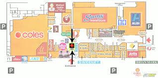 Nab Floor Plan Nab Wyndham Village Shopping Centre