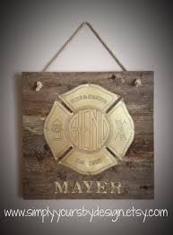 wooden maltese cross 119 best images on firemen firefighter