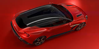 aston martin officially launched in aston martin vanquish zagato shooting brake officially unveiled