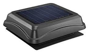 broan 345sobk surface mount solar powered attic ventilator 28