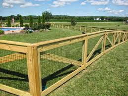 inexpensive fence styles home u0026 gardens geek