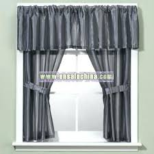 grey bathroom window curtains bath window curtains teawing co