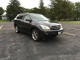 used lexus suv minnesota 2006 lexus rx 400h city mn elite motors llc