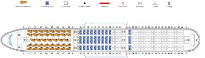 boeing 767 floor plan everything you want to know about where to sit on a united 764