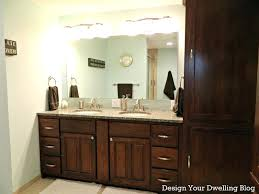 mirror frame ideas trend frame large bathroom mirrors 44 about remodel with