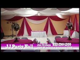 party halls in houston tx jj party