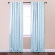 Baby Blue Curtains Light Blue Curtains Free Home Decor Oklahomavstcu Us