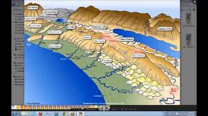 Map Of Isreal Virtual Israel Touring 3d Map Of Israel Video Dailymotion