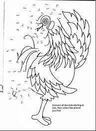 superb hen black and white coloring pages with chicken coloring