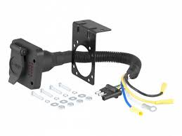 curt universal trailer light adapters shop realtruck for towing