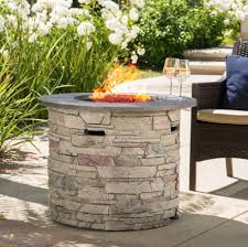 Backyard Propane Fire Pit by Outdoor Propane Fire Pit Roasting Cooking Bbq Food Winter Heater