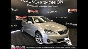 used lexus is 350 used silver 2012 lexus is 350 luxury w navigation package in