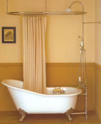 Top  Best Clawfoot Tub Shower Ideas On Pinterest Clawfoot Tub - Clawfoot tub bathroom designs