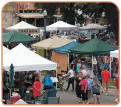 Market Stall Canopy by 2016 Goliad Market Days