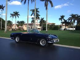 classic ferrari convertible cavallino thursday tom yang u0027s ferrari restoration