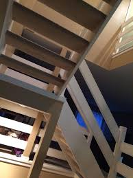 Stairs With Open Risers by How To Baby Proof Stairs With Openings Babyproof Ask Metafilter