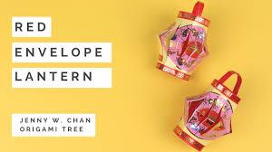 paper lanterns 紅包燈籠 red envelope lantern chinese new year