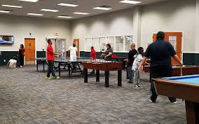 rec center game room 2016 city of duncanville texas usa