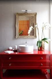 Red Bathroom Designs Colors Best 25 Red Bathrooms Ideas On Pinterest Paint Ideas For