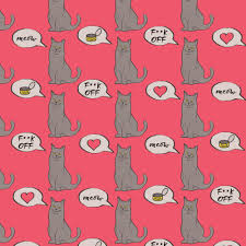 cat wrapping paper f k cat pink wrapping paper sixth berry paper co