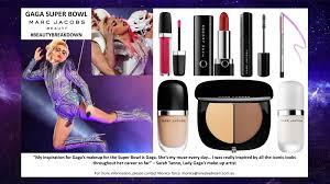 lady gaga u0027s super bowl makeup laud magazine