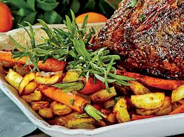 roasted vegetables southern living