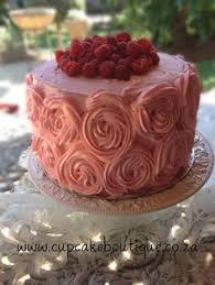 yellow cake raspberry u0026 vanilla buttercream cakes
