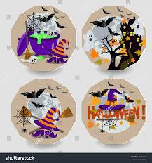 image of halloween background vector illustration halloween background stock vector 492947632