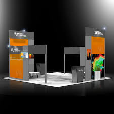 photo booths for rent 20x20 trade show rental booth rlu2020 43