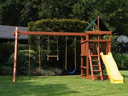 endeavor playset diy fort and swingset plans