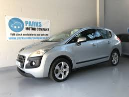 peugeot company car peugeot 3008 1 6 sport hdi 5dr manual for sale in wirral parks