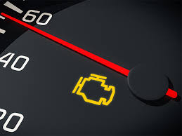 smog check check engine light the difference between a flashing and solid check engine light