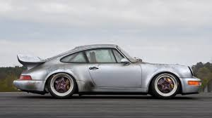 porsche old red marvel at this brand new ratty old porsche 911 rsr top gear