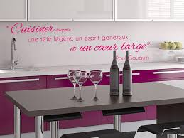 stickers muraux cuisine citation stickers de cuisine interior outdoor design iç ve dış mekan