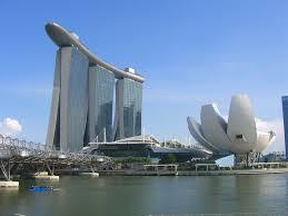 marina bay sands floor plan singapore architecture