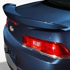camaro rear spoiler chevrolet camaro z28 flush mount painted rear spoiler 2014 2015