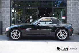 michelin tires lexus ls 460 bmw z4 with 18in beyern spartan wheels exclusively from butler