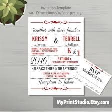 Wedding Invitations And Rsvp Cards Invitation Template Download Categories Wedding Invitation