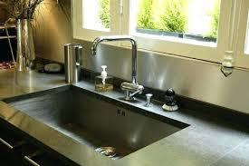 office de cuisine evier en gres blanc a poser lavabo piedra beige a lavabo piedra